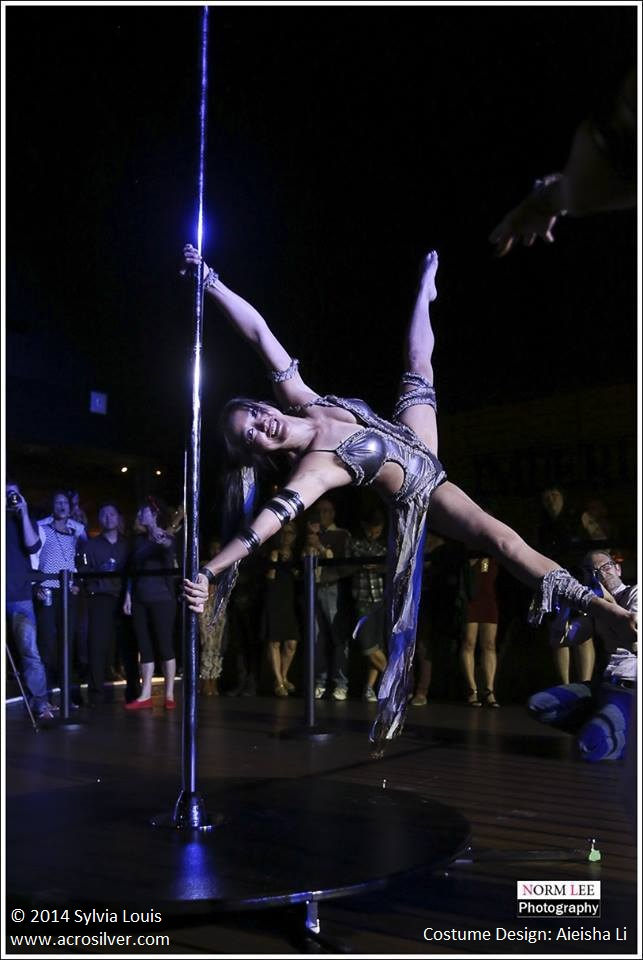 Sylvia_Louis 2014 Pole Performance
