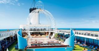 pacific jewel top deck