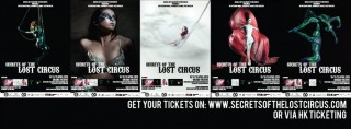 Secrets of the Lost Circus Poster